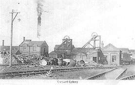 Creswell Colliery