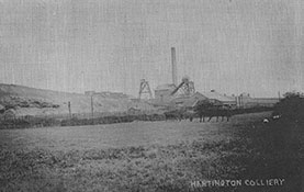 Hartington Colliery
