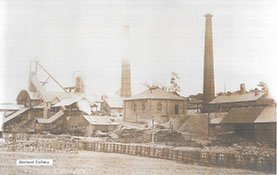 Shirland Colliery