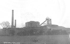 Whitwell Colliery